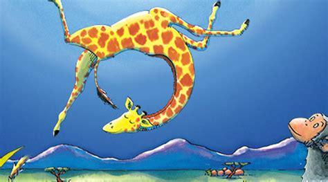 libro giraffes cant dance giraffes can t dance the story museum