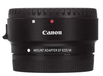 canon mount adapter ef eos m review & rating | pcmag.com