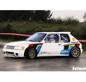 Peugeot 205 Rally By Sejose On DeviantArt