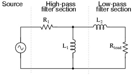 high pass filter inductor chapter 8 d band pass filters