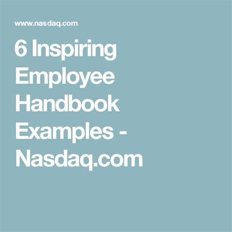 25 Best Ideas About Employee Handbook On Pinterest Strategic Brand Management Ogilvy Mather Free Salon Employee Handbook Template
