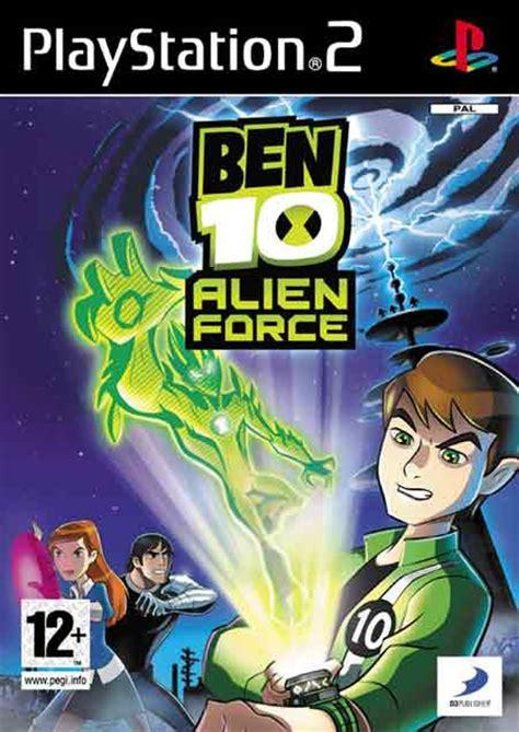 emuparadise ben 10 ultimate alien ben 10 alien force usa en fr de es it iso