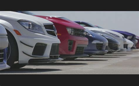 2012 Best Drivers Cars Lined Up Photo 2