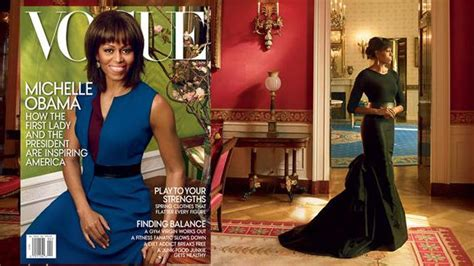 michelle obama vogue cover hair story black vogue covers un ruly