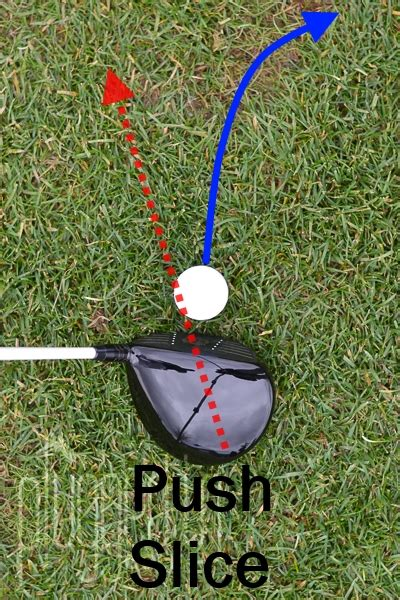 push draw golf swing ball flight laws 2 curve plugged in golf