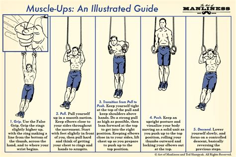 Grip United Grip Anatomy how to perform a up an illustrated guide muscles crossfit and workout