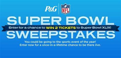 Super Bowl Tickets Sweepstakes - soap com super bowl tickets sweepstakes sweepstakesbible
