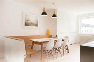 Ideas For Small Dining Rooms refined simplicity 20 banquette ideas for your