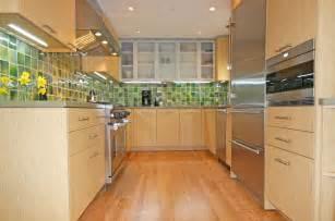 kitchen cabinets mid century modern