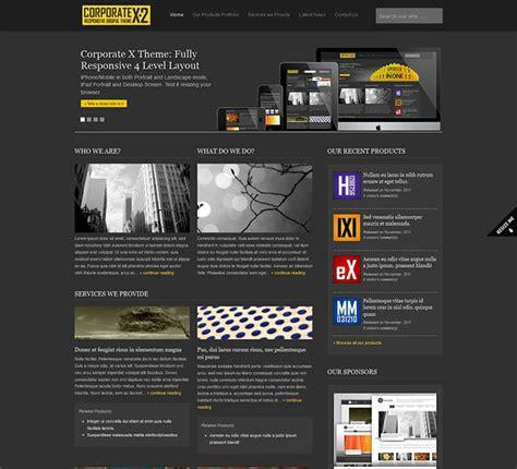 drupal themes community 27 awesome drupal themes web graphic design bashooka