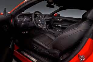 2015 ford mustang dash photo 15