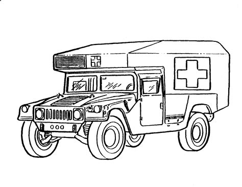 coloring pages of army trucks army truck coloring pages color page of hummer at coloring