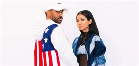 big sean relationships jhene aiko addresses big sean relationship rumours on new
