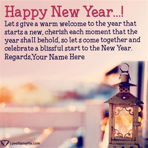 year wishes friends  family