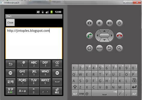 Membuat Aplikasi Android Notepad | membuat aplikasi android notepad jin toples programming