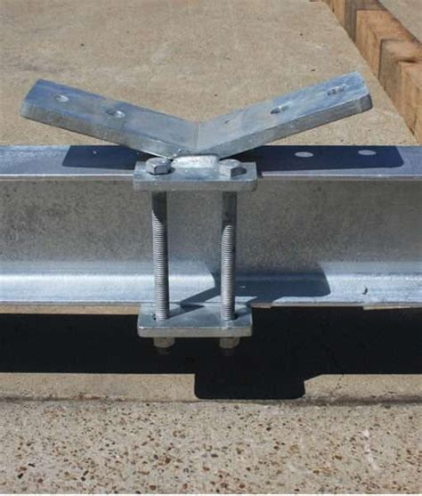 boat lift bunk board brackets bh usa galvanized pontoon bunk bracket sets bh usa