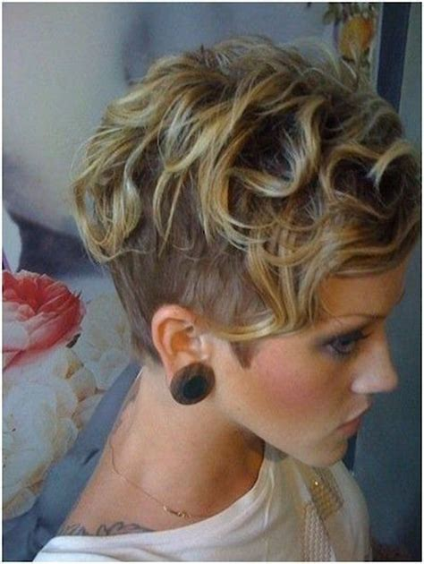 20 cute shaved hairstyles for women 20 stunning short and curly hairstyles for women popular