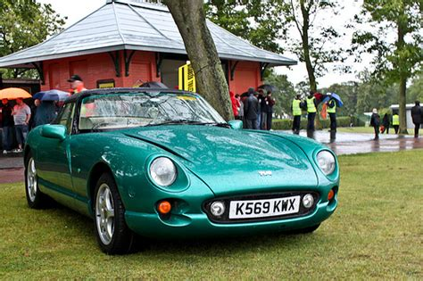 Classic Tvr Classic Tvr Car Flickr Photo
