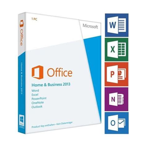 jual microsoft office home bussiness 2013 software