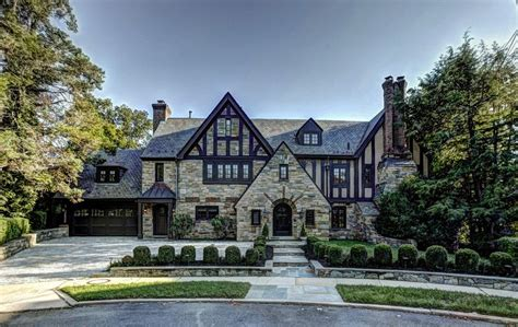 tudor home wall street journal house of the day famous tudor mansion
