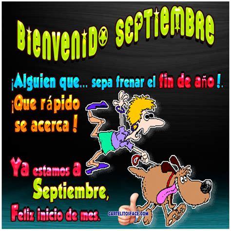 imagenes feliz mes de septiembre feliz inicio de mes de septiembre tarjetitas de meses