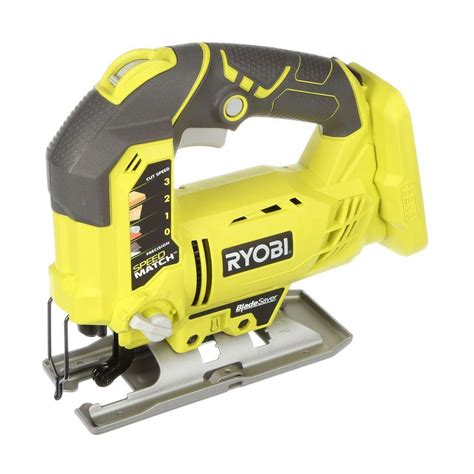 ryobi one 18 volt orbital jig saw tool only p523 the