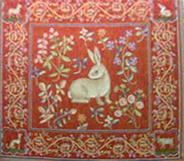 unicorn tapestry pattern tapestries the unicorn and medieval tapestry on pinterest