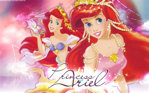 Princess Ariel Classic Disney Wallpaper 4918019 Fanpop Pictures Of Princess Ariel
