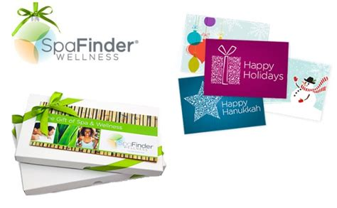 Where Can Spafinder Gift Cards Be Used - holiday gift guide for everyone on your list