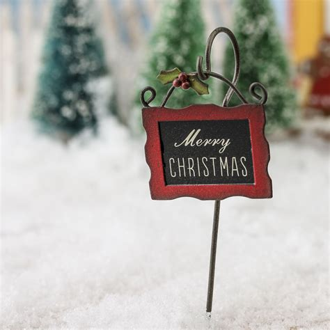 miniature quot merry christmas quot sign christmas miniatures