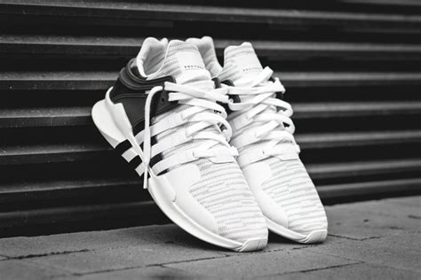 Adidas Eqt Support Adv 91 16 White Black the adidas eqt support adv 91 16 white black lands tomorrow upcoming sneaker releases the