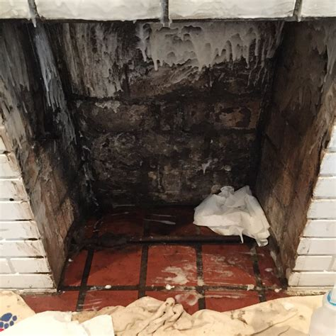 how to clean a fireplace chimney how to clean fireplace fireplaces