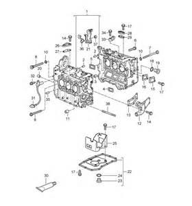 porsche 996 parts