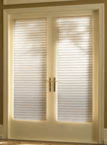 French door window treatments casual cottage