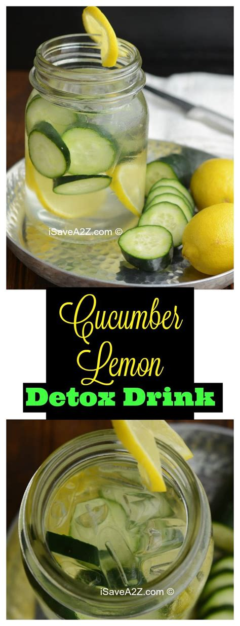 California Detox Drink by 1000 Ideas About Lemon Detox On Weight Loss