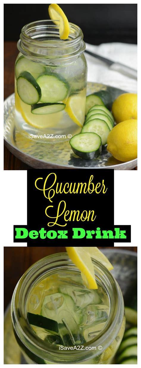 Detox Spa Northern California by Best 25 Lemon Cucumber Water Ideas On