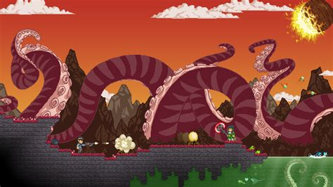 starbound may wallpaper of the month