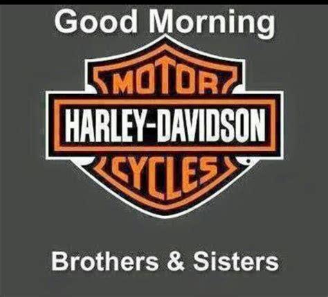 Harley Davidson Morning morning harley davidson biker greetings