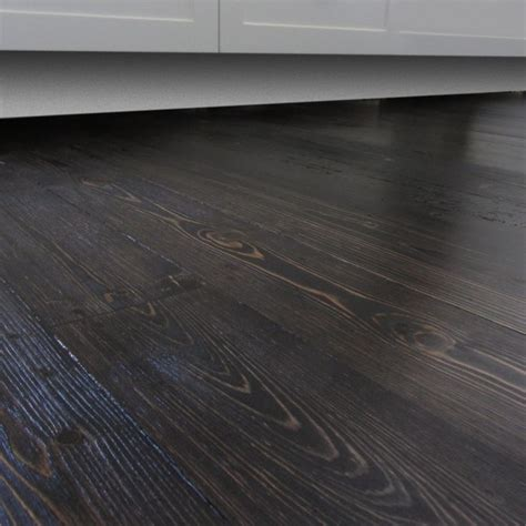 Espresso Floors by Stain Espresso Timber Baltic Pine Finish Bona Traffic