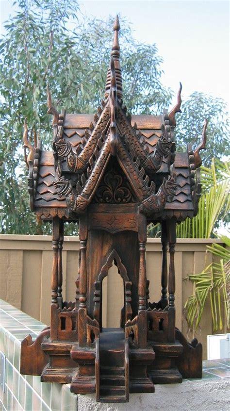 Thai Spirit House Love This Pinterest