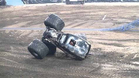 monster truck show accident monster truck accident crash atlas arena monster trucks