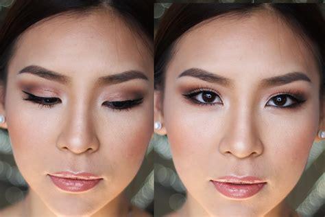 tutorial make up pengantin remaja contoh makeup natural saubhaya makeup
