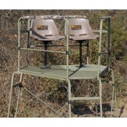 Walmart Blinds Canada Summit 174 Deluxe Two Man Tripod Stand 213772 Tower