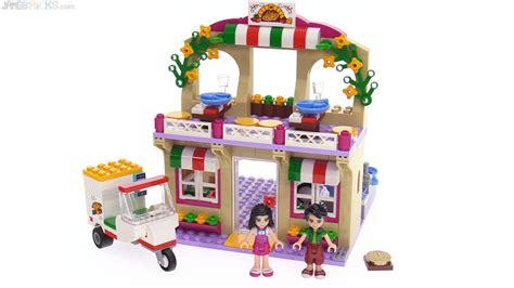 Lego And Friends Set Murah lego friends heartlake pizzeria review 41311
