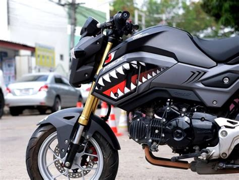 Sticker Honda Msx by Honda Genuine Msx125 Grom Sf 2017 Fairings Set Decals