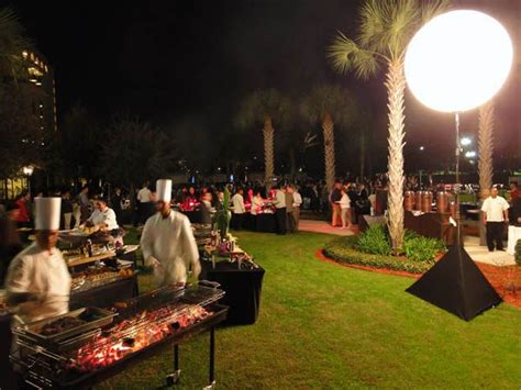 Outdoor Wedding Lighting Rental 23 Best Creating Visual Interest With Fetes Gobos And Globe Lights Images On