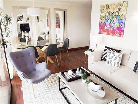 imagenes de livings minimalistas decoraci 243 n de living comedor minimalista el blog del