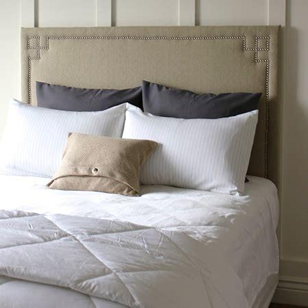 easy upholstered headboard home dzine bedrooms easy upholstered headboard ideas