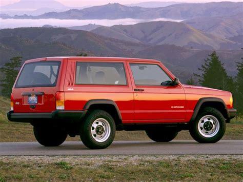 1999 jeep cherokee information
