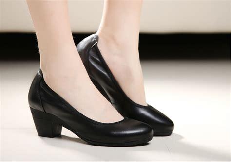 Comfortable Black Heels For Work by 2014 5cm High Heels Pumps Ol Soft Comfortable